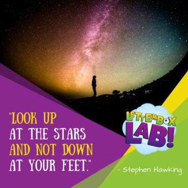 Quote of the week – Stephen Hawking