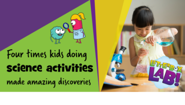 Four Times Kids Doing Science Activities Made Amazing Discoveries