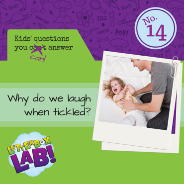 Why Do We Laugh When Tickled?