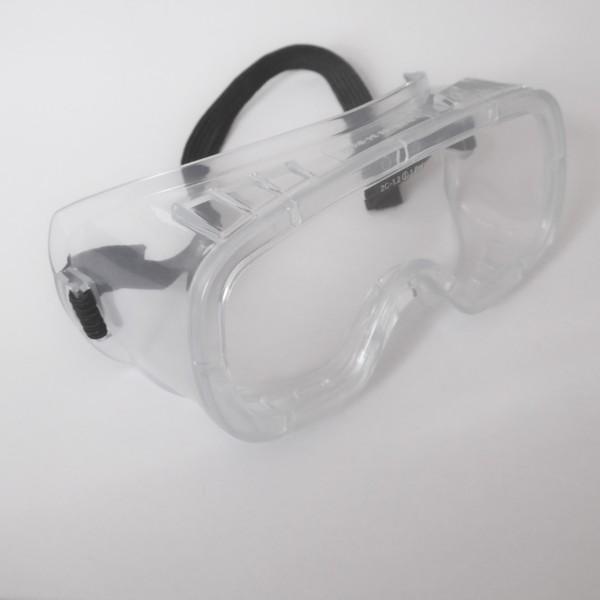Children's laboratory safety goggles