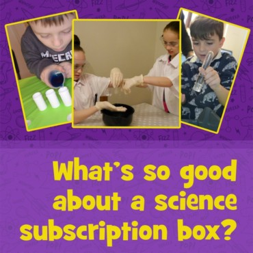 What's so good about a science subscription box?