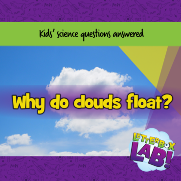 Why Do Clouds Float?
