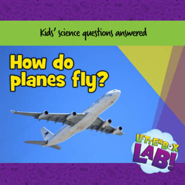 How do planes fly?