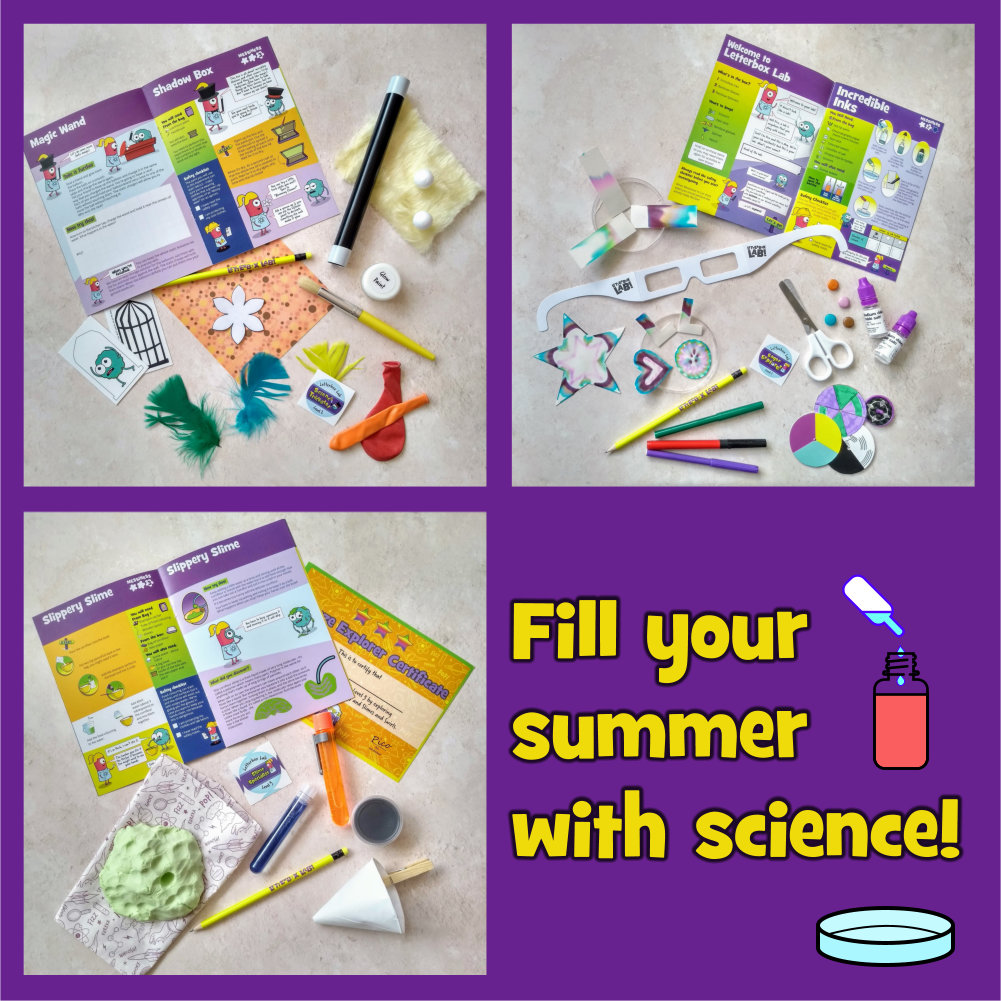 Fill your summer with science!