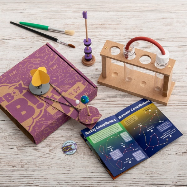 Letterbox Lab | Kids' Science Experiments Right Through Your